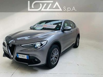 usata Alfa Romeo Stelvio 2.2 Turbodiesel 180 CV AT8 Q4 Executive