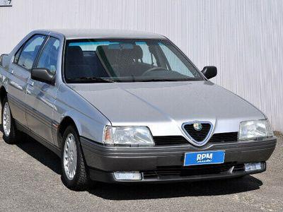 begagnad Alfa Romeo 164 2.0i V6 turbo cat 1a serie targa originale MI