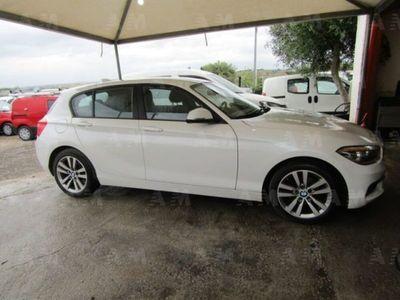 begagnad BMW 118 d 5p. Advantage