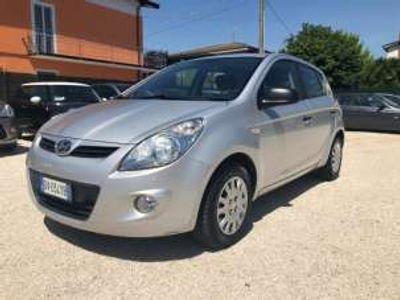 usata Hyundai i20 1.2 5p. bluedrive gpl comfort benzina/gpl