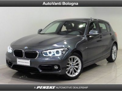 used BMW 118 d 5p. Sport
