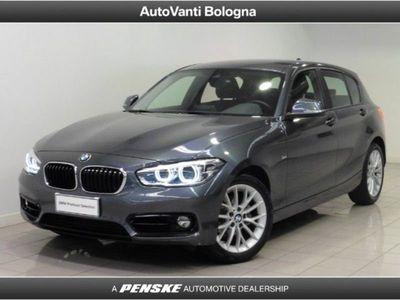 gebraucht BMW 118 d 5p. Sport