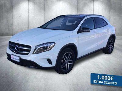 usata Mercedes GLA200 CLASSE GLAd (cdi) Enduro