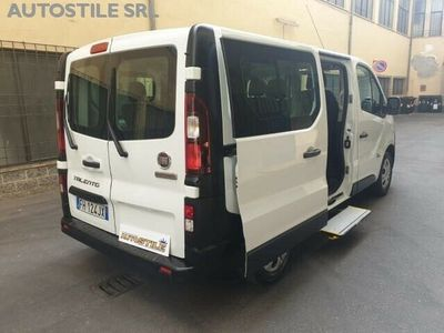 gebraucht Fiat Talento 1.6 MJT 125CV ***8 POSTI ****2 PORTE Laterali