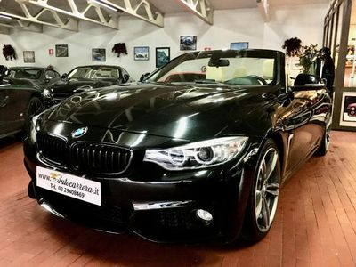 usata BMW 428 Serie 4 Cabrio(F33) Cabrio Msport