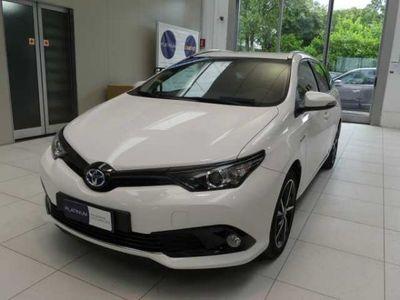 used Toyota Auris Touring Sports 1.8 Hybrid Style