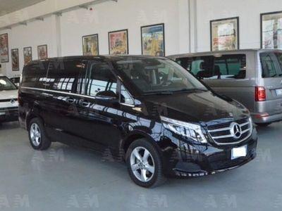 usata Mercedes V220 d Automatic Sport Business Long