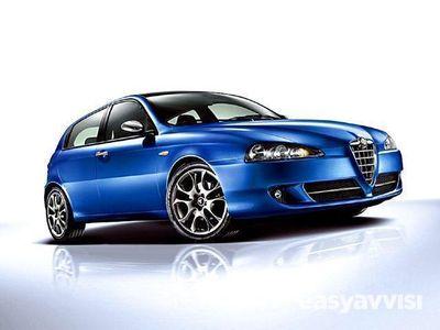 gebraucht Alfa Romeo 147 1.9 JTD (120) 5 porte Black Line