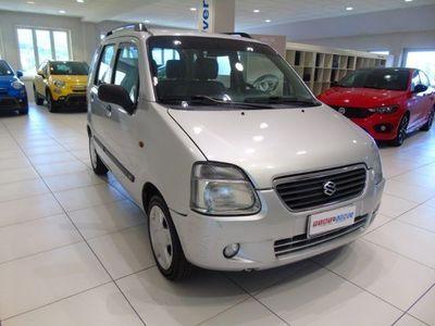 usata Suzuki Wagon R+ 1.3i 16V cat 4x4 GL * SUPER PREZZO * 4x4 *