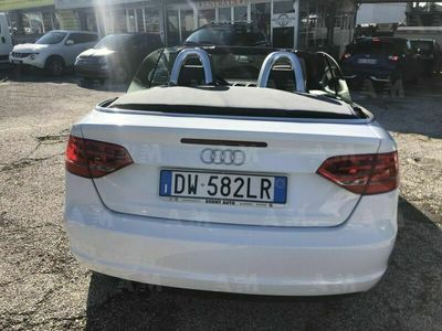 usata Audi A3 Cabriolet 2.0 TDI F.AP. S tronic Attraction