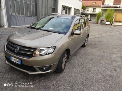 brugt Dacia Logan MCV 1.5 dCi 8V 90CV Lauréate