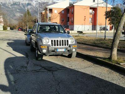 usata Jeep Cherokee sport 2.5 crd