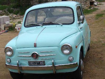 usado Fiat 600D - 1963