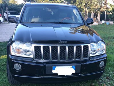 usata Jeep Grand Cherokee full optional