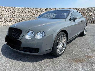 usata Bentley Continental GT Book Service