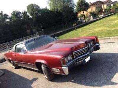 usata Cadillac Eldorado COUPÉ GIA´ TARGATA ITALIA by Gandin Motors Benzina