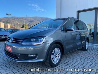 usata VW Sharan 2.0 TDI 150cv DSG Business BlueMotion - 7 POSTI