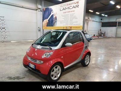 usata Smart ForTwo Cabrio 600 & passion (40 kW)