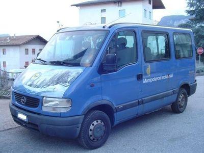 usata Renault Master T28 2.8 Dti 115 Cv 9 Posti Usato