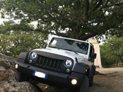 usata Jeep Wrangler 3ª serie - 2013