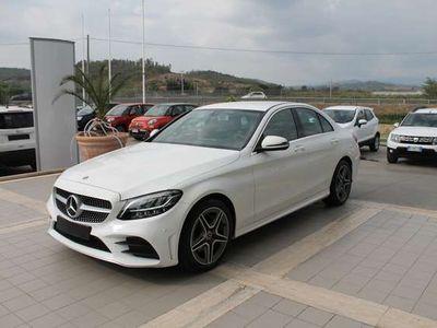 usata Mercedes C200 d Auto Premium AMG
