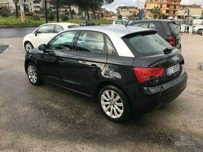 usata Audi A1 Sportback 1.6 diesel 90cv 5 porte - 2014