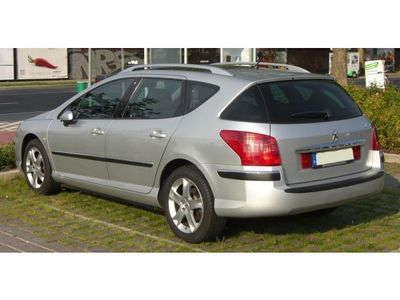 usado Peugeot 407 1.6 HDi SW Premium Mix