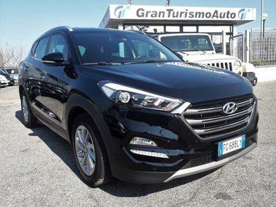 used Hyundai Tucson 1.7 CRDi DCT XPossible UNIPRO' FULL OPTIONAL