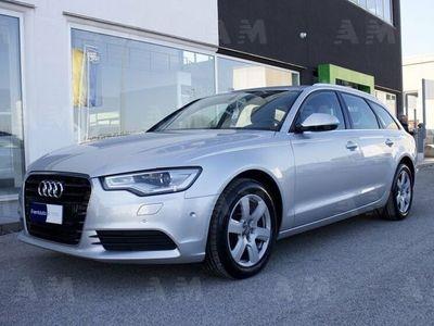 brugt Audi A6 Avant 2.0 TDI 177 CV Business plus