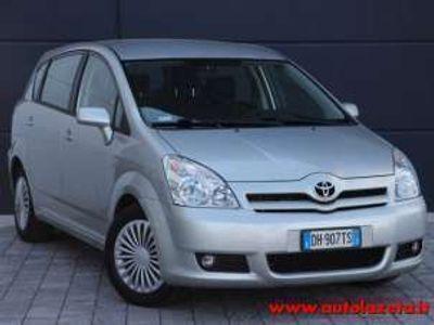 usata Toyota Corolla Verso 2.2 16V D-4D 7pti usato