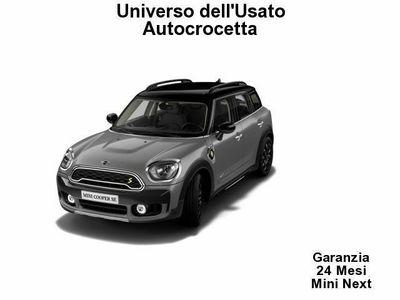 usata Mini Cooper S Countryman 1.5 E ALL4 Auto EURO 6