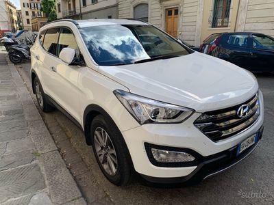 używany Hyundai Santa Fe 2.2 CRDi 4WD A/T