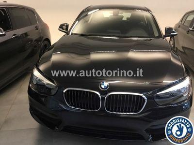 usado BMW 116 serie 1 116 d 5 porte advantage