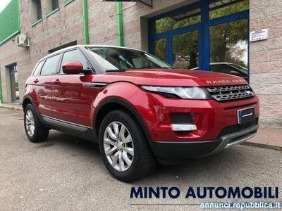 usata Land Rover Range Rover 2.2 TD4 5 PORTE PELLE/ALCANTARA CAMBIO AUTOMATICO Venezia
