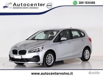 usata BMW 218 Active Tourer Serie 2 Active Tourer d ...