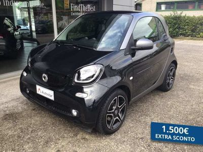 usata Smart ForTwo Coupé FORTWO0.9 t. 20th Anniversary 90cv twinamic