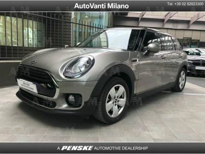 usata Mini Cooper D Clubman Clubman 2.0 Business Automatica del 2019 usata a Milano