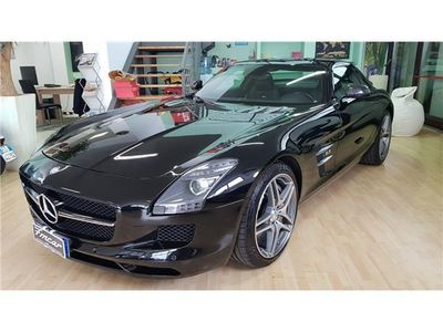 used Mercedes SLS AMG Coupé Bellissima !!!!!!!!