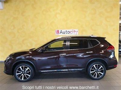 usado Nissan X-Trail * NEW 2017 DCI 177cv 4WD TEKNA BASE + INTERNI PELLE CONCIATA + XTRONIC
