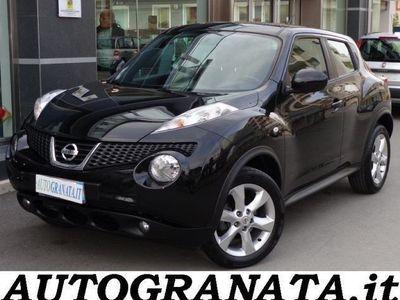 usata Nissan Juke 1.6 ACENTA GPL 116CV NAVI.+TELECAMERA