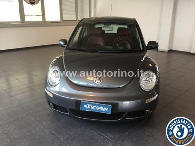 second-hand VW Beetle NEW BEETLE new1.6 102cv FL