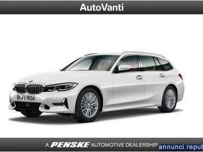 usata BMW 318 Serie 3 Touring d Touring Luxury