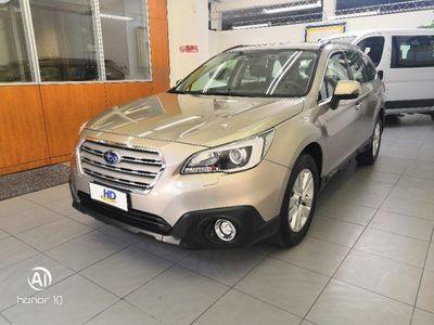 usata Subaru Outback 2.0d Lineartronic Style usato