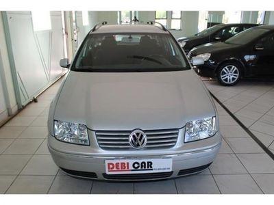 brugt VW Bora Passat Variant 1.9 TDI