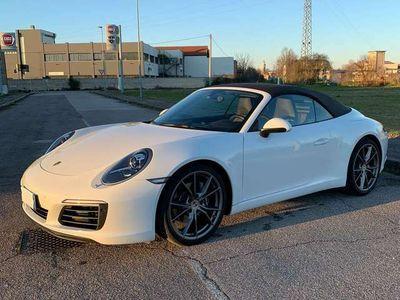 usata Porsche 911 Carrera Cabriolet 991 911 3.0