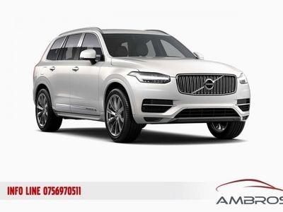 brugt Volvo XC90 Business Plus D5 AWD Geatronic