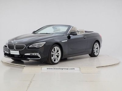 used BMW 640 Cabriolet Serie 6 d xDrive Luxury