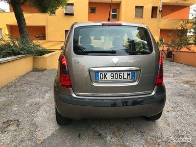 usata Lancia Musa 1.4 argento 2007
