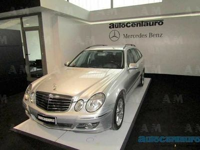 begagnad Mercedes 320 Classe E Station WagonCDI cat 4Matic EVO Avantgarde del 2009 usata a Torino