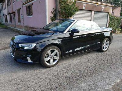 usata Audi A3 Cabriolet 2.0 TDI S tronic Sport